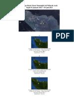 Catatan Gempa Darat Patahan Semangko Aceh