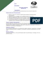 Recomendaciones Proyecto Seminario Empresarial