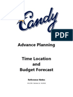 Advanced Planning Reference