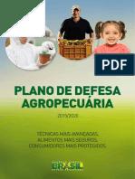 Plano de Desenvolvimento Agropecuário