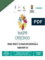 Pezentare proiect AspireCrescendo