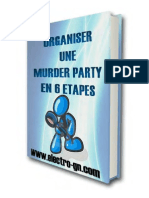 Guide Organiser Une Murder Party en 6 Etapes