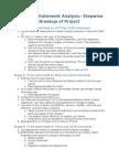 FSA Project Spring15