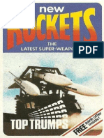 New Rockets – the Latest Super Weapons