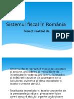 Fiscalitatea in Romania Contemporana