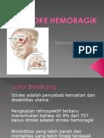 132020947 Stroke Hemoragik Ppt