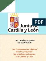 competencias básicas en Castilla y León