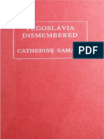 Yugoslavia Dismembered - Catherine Samary