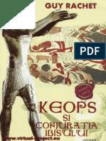 Guy Rachet - 1 - Keops Si Conjuratia Ibisului (v.1.0)