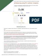 Mikrotik 4 WAN Load Balancing Using PCC Method