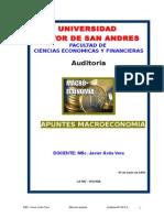 APUNTES MACROECONOMIA
