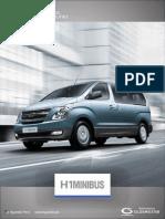 Catalogo h 1 Minibus