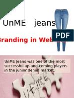 unme jeans case study
