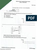 Katolik Mac Exam Form 4 2015