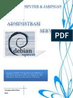 Administrasi Server Di Debian Squeeze
