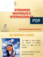 03 Estandares Nacionales e Internacionales