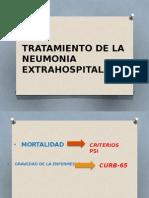 Tratamiento de Neumonia