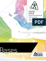 Bases Open JuanXXIII 2015