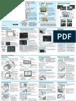 Canon EOS 70D - Guía de Referencia Rápida (24 Julio 2013)