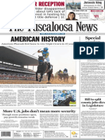American Pharoah front pages