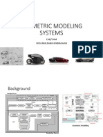 Lect Cadcam-geometric Modelling Systems