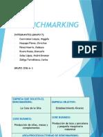Benchmarking- Grupo 7