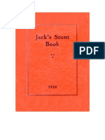 Jacks Stunt Book
