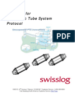 Swisslog PTS Protocol Manual Rev 4-06