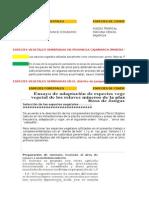 Especies Forestales y No-usadas Revegetación o Restauración de La Covertura Vegetal