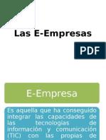 Las E-Empresas