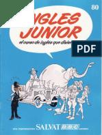 Inglés Junior BBC Fascículo 80