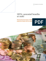 SEPA Potential Benefits at Stake