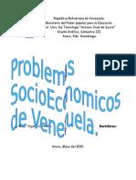 Informe de Socioeconomico