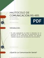 Protocolo de Comunicación Rs-485