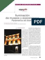 iluminaciondemuseosyexposiciones