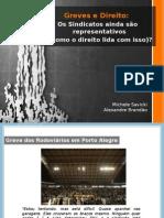 Slides Apresentados no Congresso Internacional de Sociologia do Direito