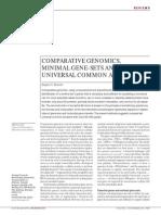 Koonin2003_The Last Universal Common Ancestor