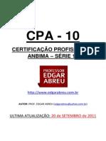 Cpa 10 Atualizada 2011 Edgar Abreu