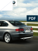 BMW 3series Coupe Catalogue