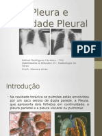 Anatomia - Cavidade Pleural