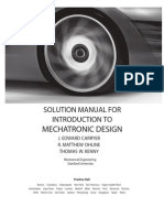 Introduction to Mechatronic Design Matthew Ohline
