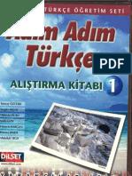 Adim Adim Turkce Alistirma Kitabi 1