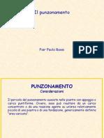 Punzonamento C.A. - Dispense Rossi