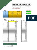 Presiones(PDD-PBU)