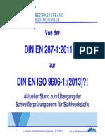Iso 9606 1 Isi Ilmenau