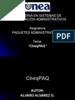 CheqPAQ