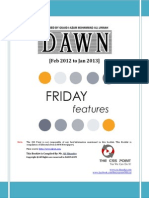 Dawn Friday Features Feb-2012 to Jan-2013