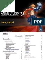 Anime Studio Pro 9 Users Manual.en.Es