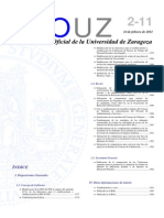BOUZ02!11!003 Dedicación Profesorado