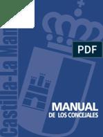 Manual de Los Concejales de Castilla-la Mancha